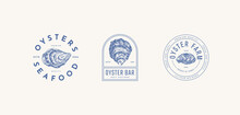 Set Of Logo Templates For The ...