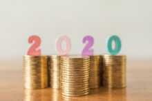 2020 Money And Business Concep...