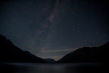 Night Of Stars In Patagonia
