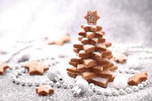 Christmas Gingerbread Cookies Fir Decoration