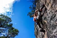 Climber Climbing Climb Sport C...