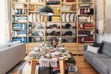 Interior Of Small Boutique Hom...