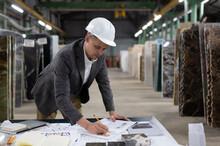 Focused Architect Creating New...
