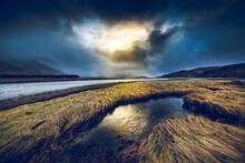 Hebridean Light. Loch Na Keal