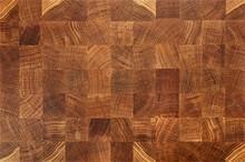 Oak Wood Butcher End Grain Chopping Block Board