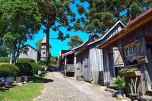 Old Houses Of Caxias Do Sul - ...