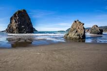 Meyers Creek Beach Viewpoint, ...