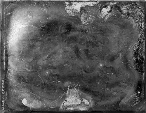 Vintage Photo Texture Overlays Canvas Print