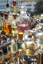 Vintage Perfume Bottles Collection