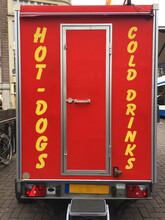 Hot Dogs And Cold Drinks