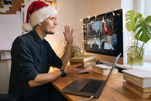 Remote Christmas Video Party. ...