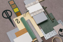 A Design Set With Different Ma...