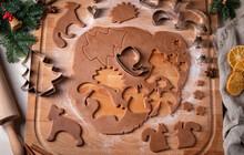 Preparation Of Gingerbread Chr...