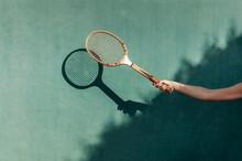 Vintage Racket.