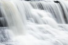 Landscape Of Agate Falls Captu...