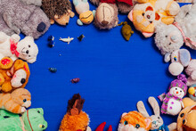 Lots Of Baby Soft Toy Animals ...