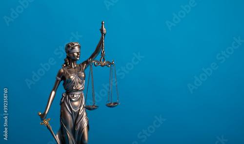 Foto legal statue law justice modern symbol balance