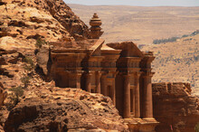 Caves And Tombs At The Ancient...