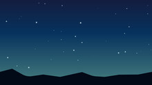 星空の背景