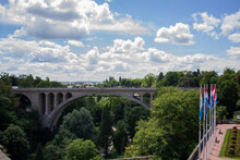 Adolphe Bridge - Bridge In Luxembourg City