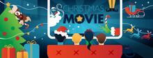 Christmas Movie Facebook Cover...