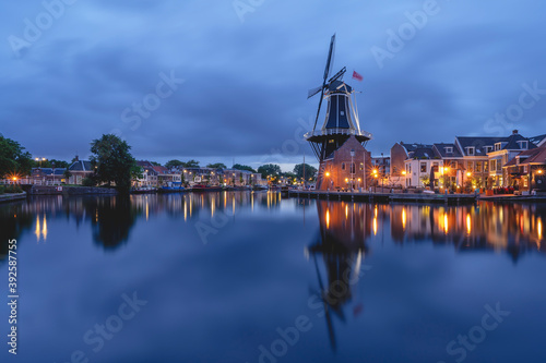 Fotografia Le moulin d'Haarlem