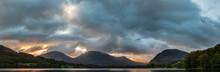 Beautiful Sunrise Landscape Im...