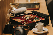 Bento Box Comida Japonesa