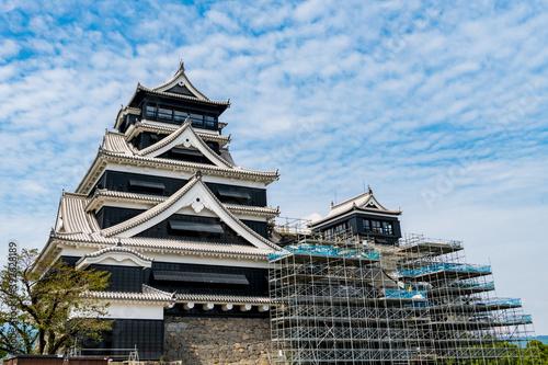 Foto 夏の熊本城【熊本県】