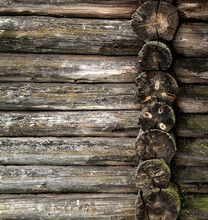 Old Wooden House Heartland