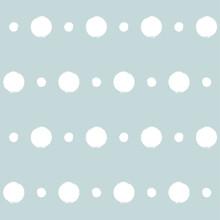 Vector Polka Dots Seamless Pat...