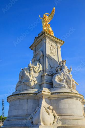 Fotografering Victoria Memorial, London, Buckingham Palace