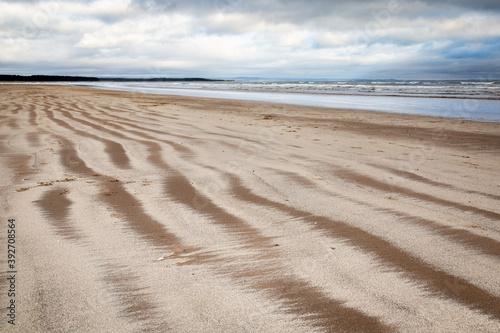 West Sands, St Andrews, Fife, Scotland Canvas Print