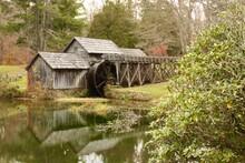Mabry Mill, Blue Ridge Parkway...