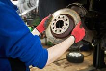 Automobile Brake Pads Replacem...