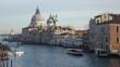 View of Basilica di Santa Maria della Salute in Venice.