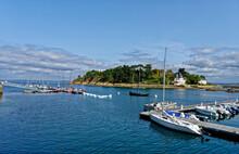 Douarnenez, L'Île Tristan, ...