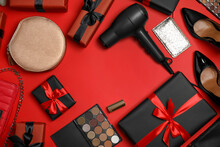 Gift Boxes, Cosmetics, Hairdry...