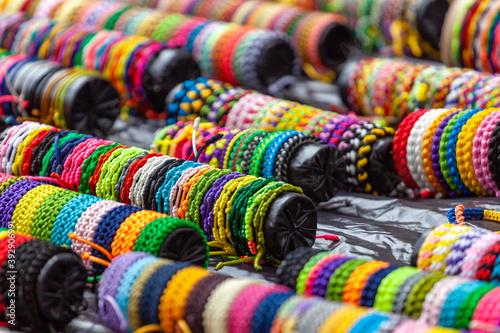 Tela Colour bracelets for hands on the market
