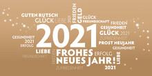 2021 Neujahrsgrüße - Frohes ...