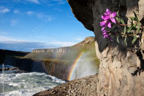 Valokuvatapetti Gullfoss Waterfall, Iceland