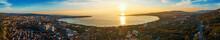 Gelendzhik Sea Bay Panorama Ae...