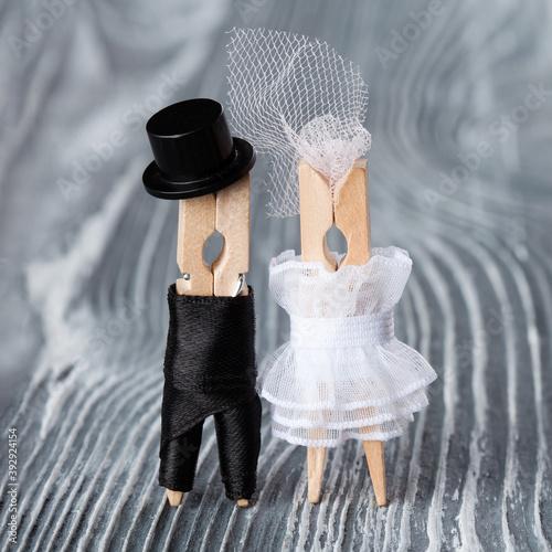 Foto Wedding invitation card