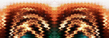 Golden And Green Pattern, Background
