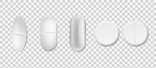 Tablets Set. Vector Realistic ...