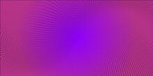 Bright Color Gradient Polka Dot Pop Art Halftone Pattern
