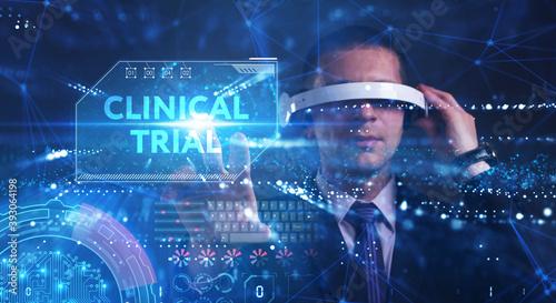 Fotografie, Obraz Business, Technology, Internet and network concept