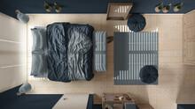 Cosy Wooden Peaceful Bedroom I...
