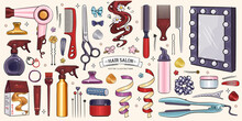 Sketches Hairdressing Salon Ob...