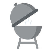 An Outdoor Cooking Utensil Called BBQ Kettle